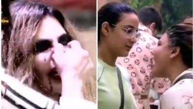 Bigg Boss 14 promo: Jasmin Bhasin assaults Rakhi Sawant, calls it 'drama' as she cries that her nose is broken – tv