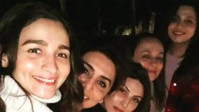Inside Alia Bhatt-Ranbir Kapoor's Ranthambore vacation: Neetu Kapoor, Soni Razdan pose with their best girls – bollywood
