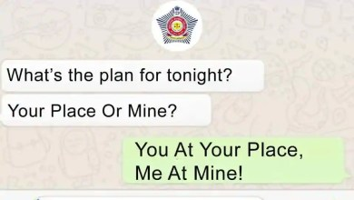 Mumbai police shares hilarious posts on New Year's Eve celebration ideas – it s viral