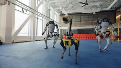 Robots show cool dance moves. 'This is not CGI,' tweets Elon Musk – it s viral