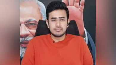 """""""Social Media Given Rights To Alter Ours"""": BJP's Tejasvi Surya On Trump's Ban"""
