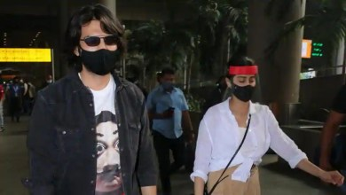 Janhvi Kapoor and Kartik Aaryan return from Goa holiday, Khushi Kapoor too spotted with them at airport, see here – bollywood