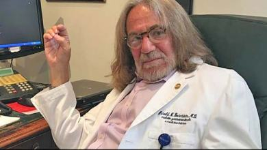 "Doctor Who Declared Trump ""Healthiest"" President Ever Dies"