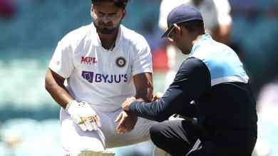 "AUS vs IND, 3rd Test: Rishabh Pant ""Taken For Scans"" After Being Hit On Left Elbow While Batting 