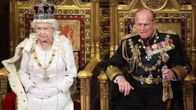 UK's Queen Elizabeth, Prince Philip Receive Covid Vaccinations