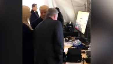 Video Of Donald Trump At 'Party' Hours Before Capitol Siege Surfaces Online