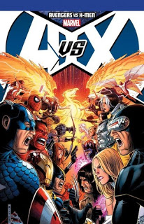Avengers vs. X-Men Book Review