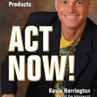 Act Now By Kevin Harrington Book Review