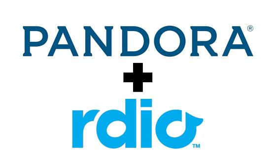 Pandora with Rdio May Compete With Spotify and Others
