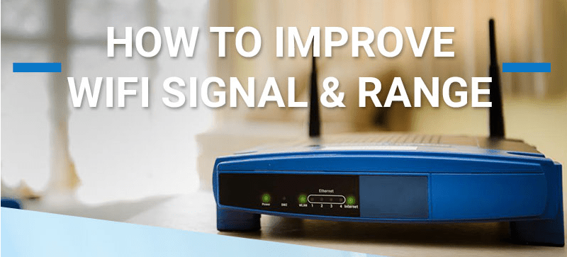 Little Known Tips About Boosting Your Home WiFi Signals