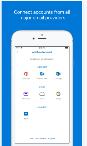 Microsoft Outlook Adds Contact Editing for iOS and Android
