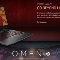 HP Announces New OMEN X Gaming Laptop
