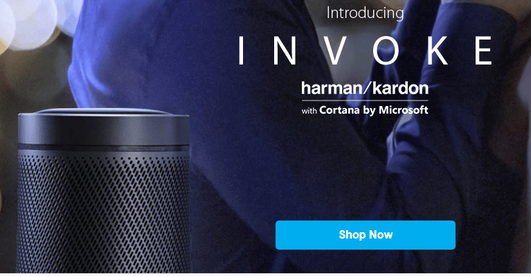Harman Kardon Invoke Speaker Review
