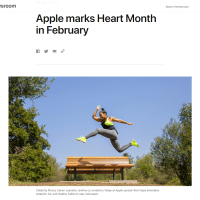Apple Watch Heart Health Events