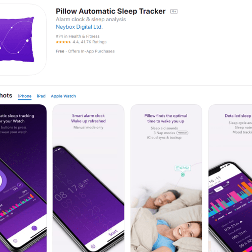 Pillow App Review
