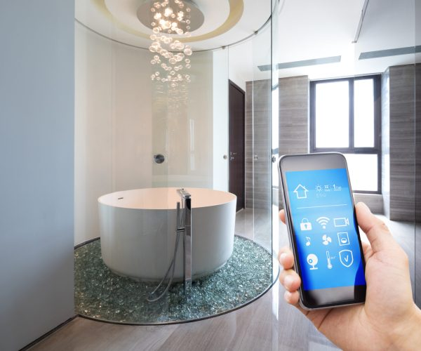 5 Smart Devices That Will Modernize Your Bathroom