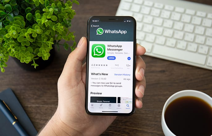 Here's How You Can Exchange Messages on WhatsApp from Web
