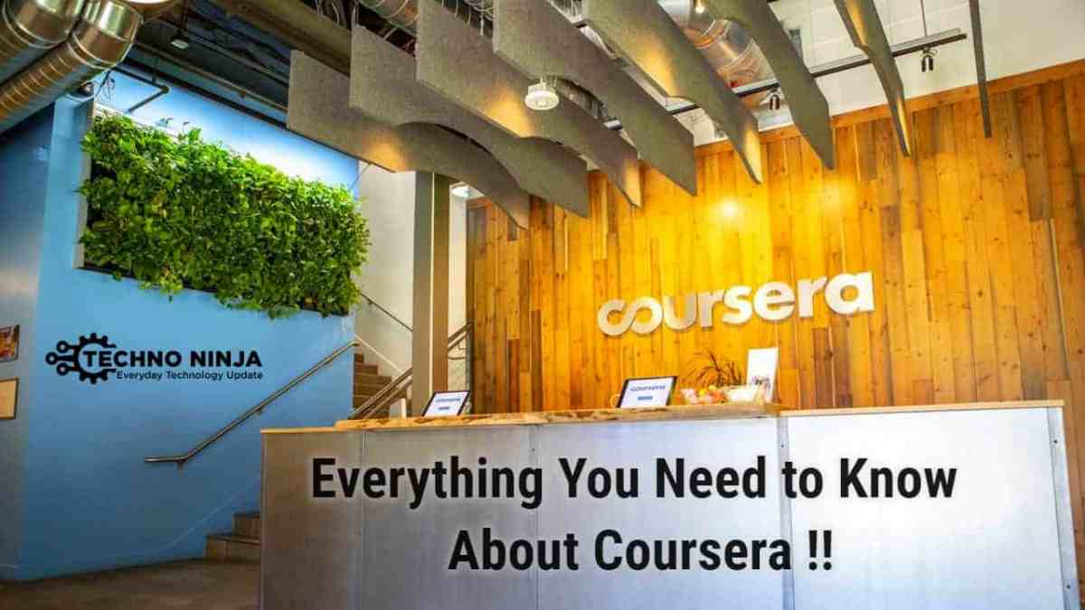 What is Coursera ? Everything You Need to Know about Coursera