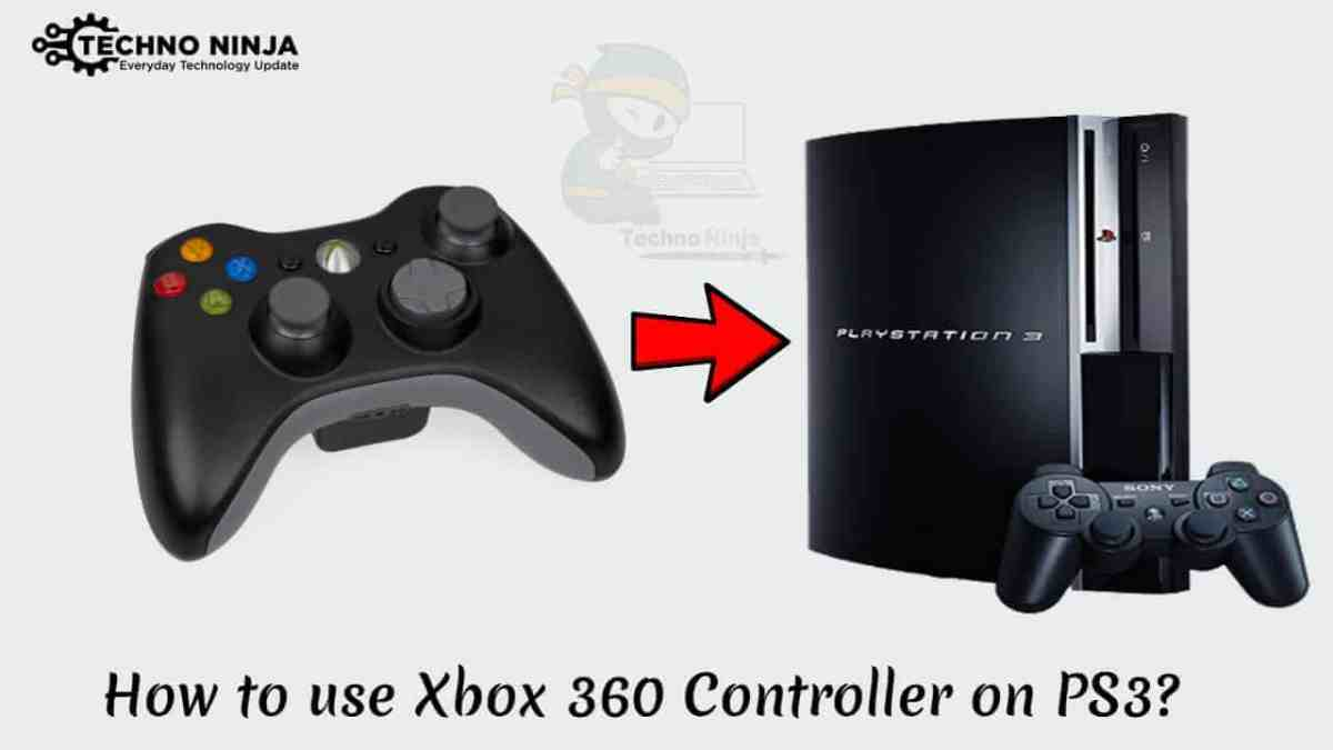 How To Use Xbox 360 Controller On PS3?