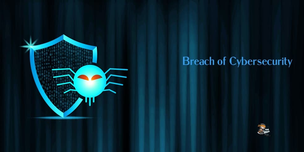 If there is a Breach of Cybersecurity server crash can occur