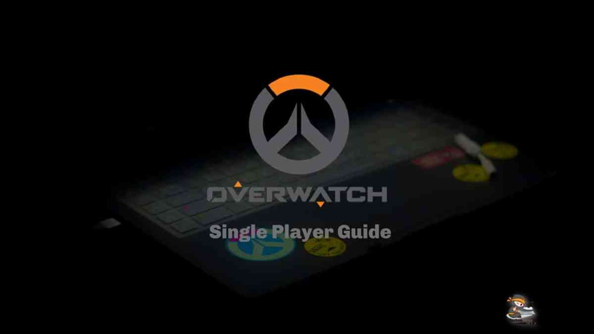 Overwatch Single Player Guide