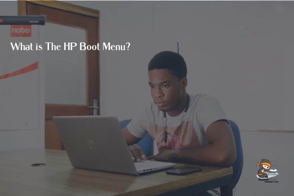 What is The HP Boot Menu?