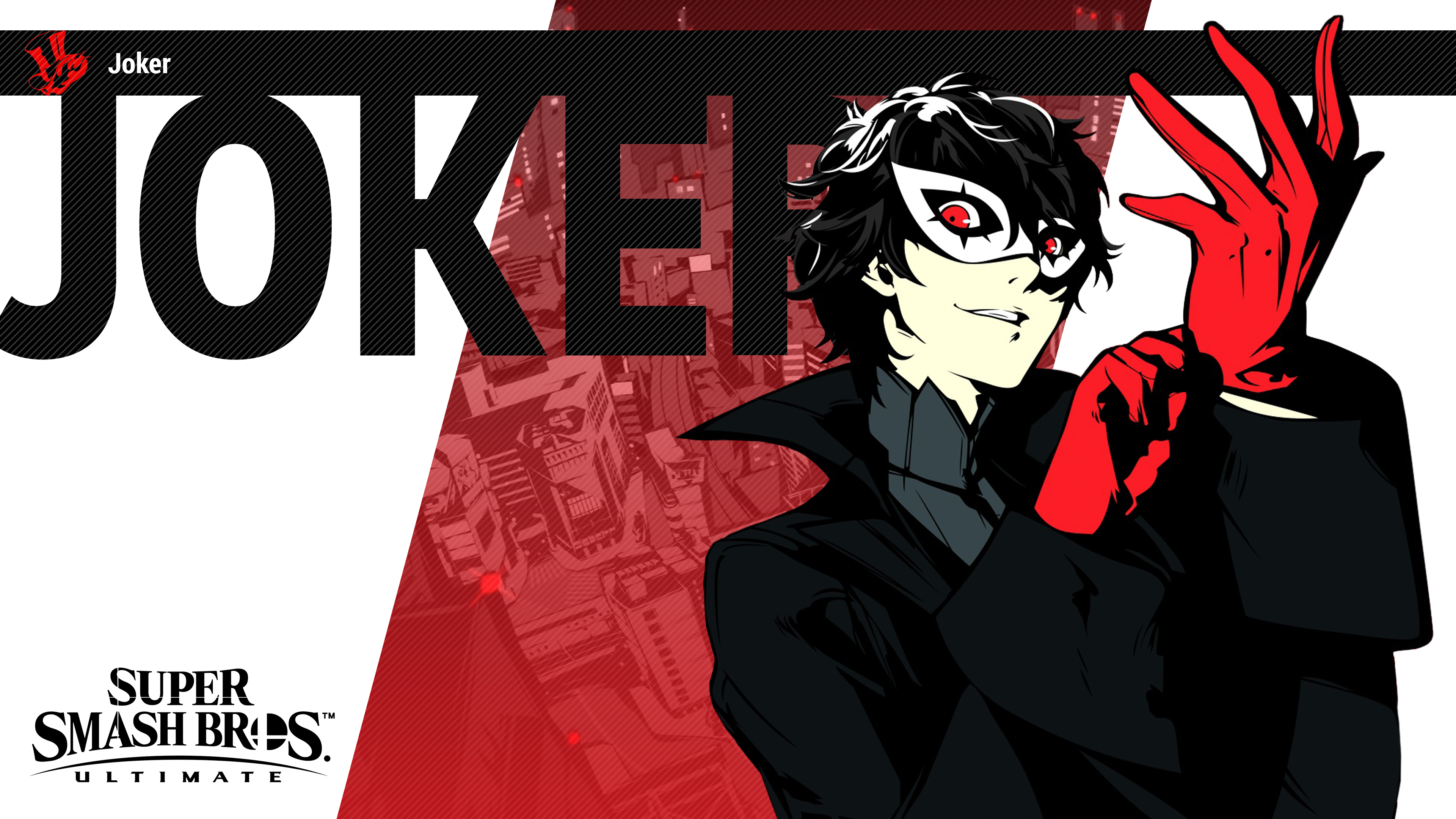 Joker in Smash