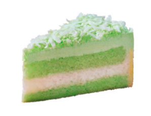 McDonald's kueh salat cake