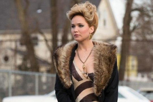 Jennifer Lawrence in American Hustle Credit to Francois Duhamel / Columbia Pictures