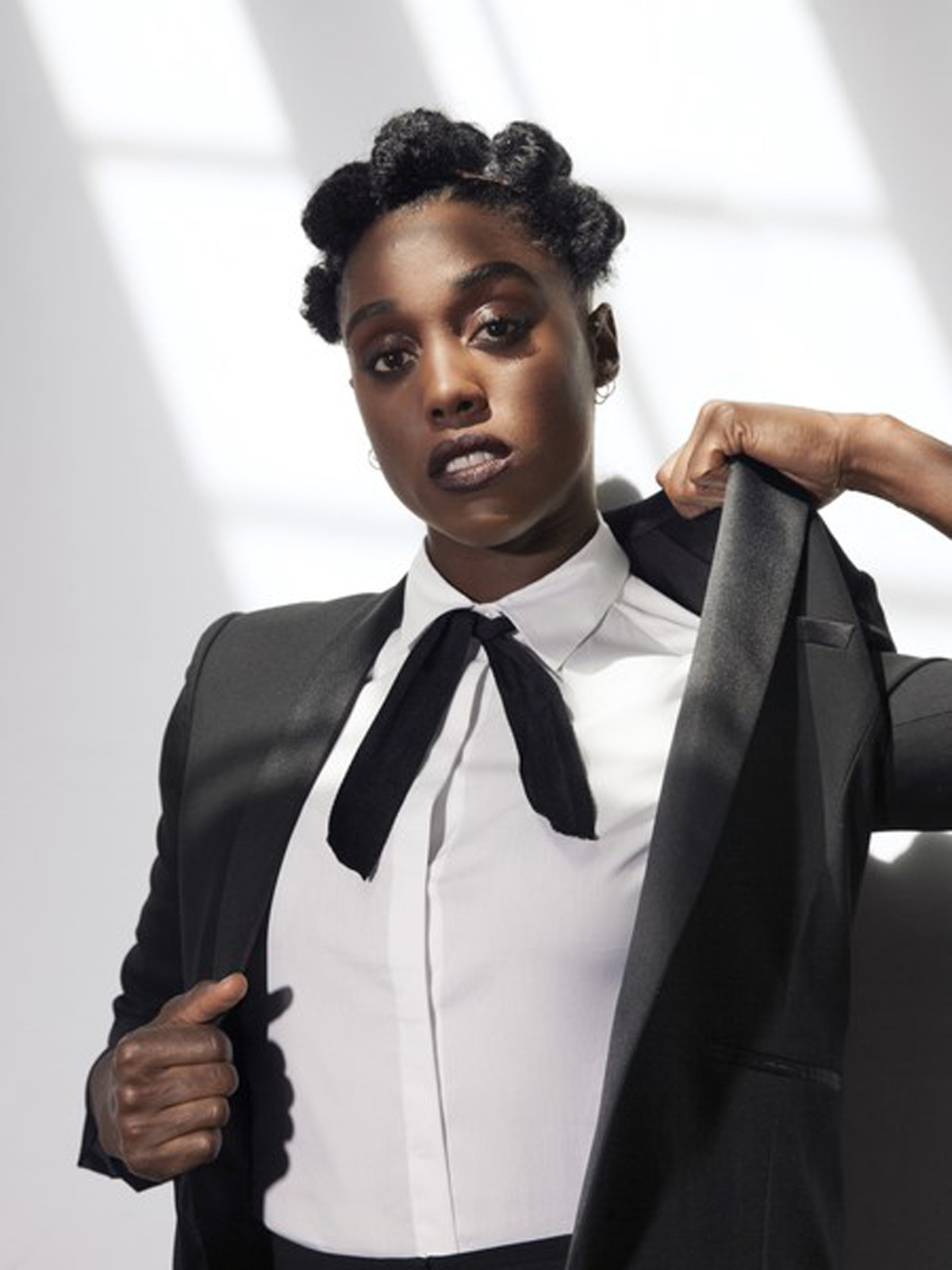 Lashana Lynch is the next 007 in new James Bond film.