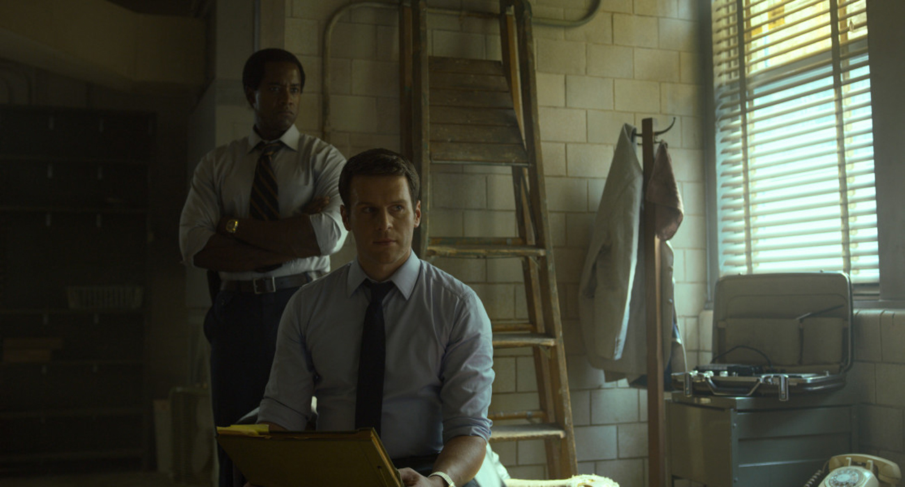 Netflix's Mindhunter (photo courtesy of Netflix via indiewire.com)