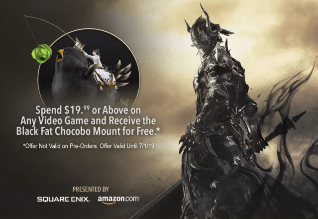 FF14 Players in China Are Doing KFC Raids For A Fat Chocobo