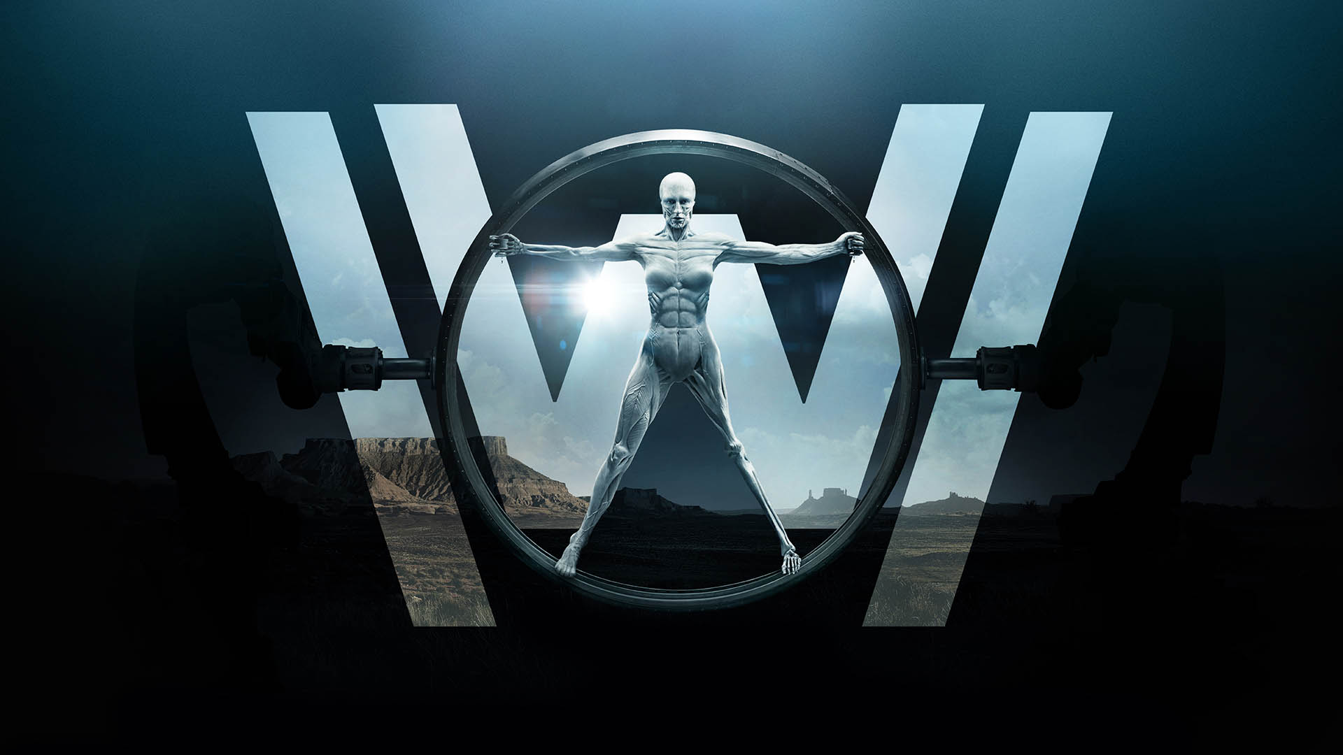 HBO Westworld poster