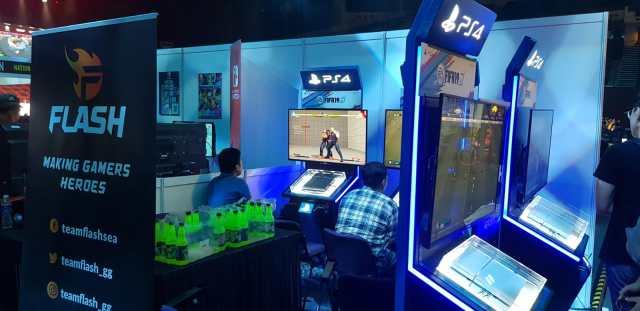 Campus Game Fest 2019 - The Technovore