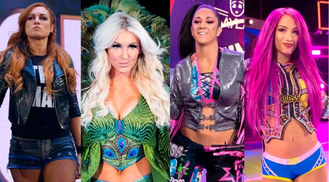 Becky Lynch, Charlotte Flair, Bayley and Sasha Banks to be featured in the 2K Showcase: The Women's Revolution. via wwe.com