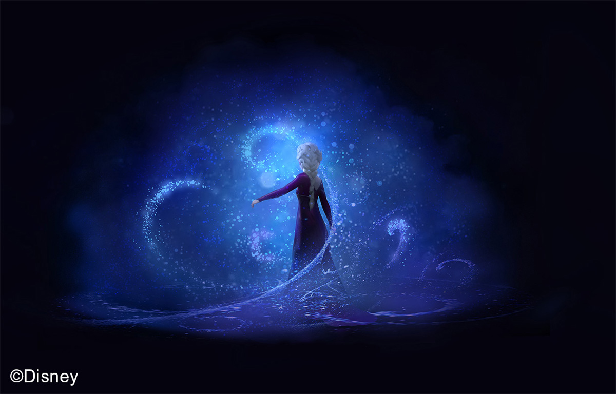 Frozen 2, 2019, Concept art, Lisa Keene © Disney