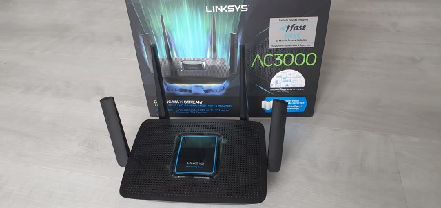 Linksys MR9000X-AH