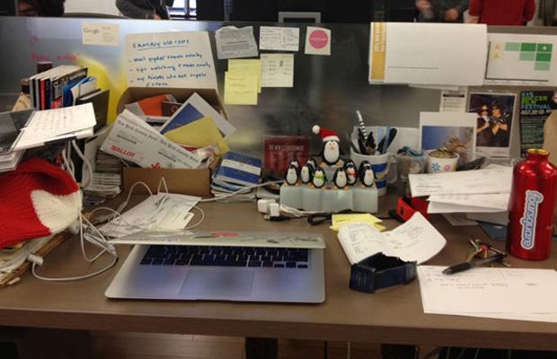 dennis crowley desk