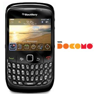 RIM ties up with Docomo, BlackBerry users to get free calls