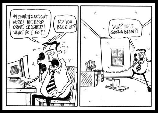 tech support joke