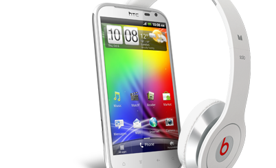 HTC Beats audio