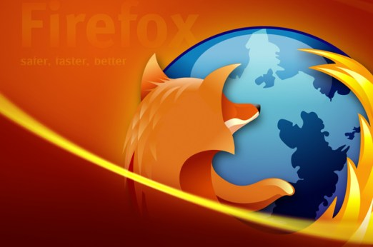 firefox logo banner