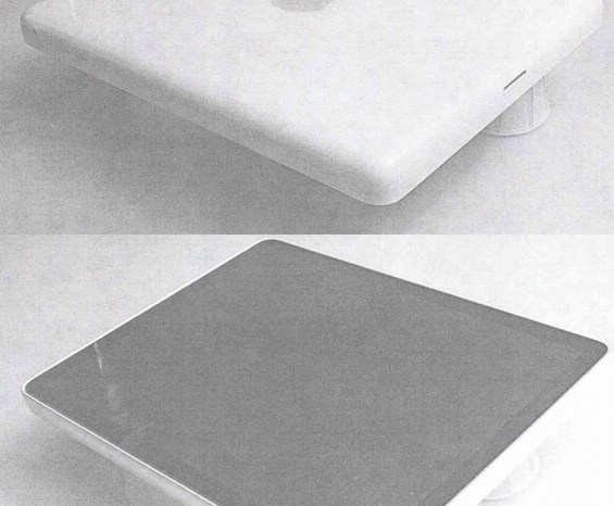 Images Of 10-year-old iPad Prototype Surface During Patent Trial