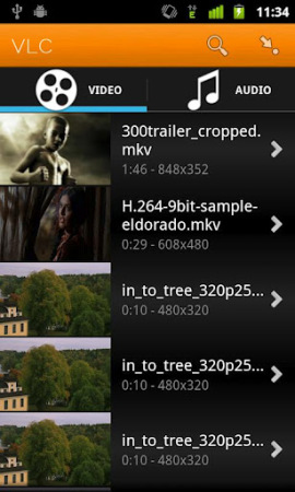 vlc android beta