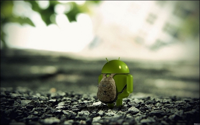 android-robot-lonely