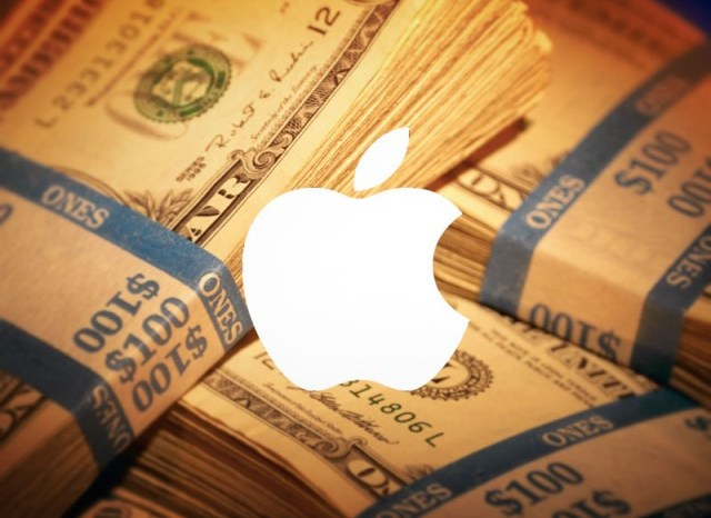 Apple Now Has $121.3 Billion In Cash: More Than Amazon's Market Cap Or A Space Station