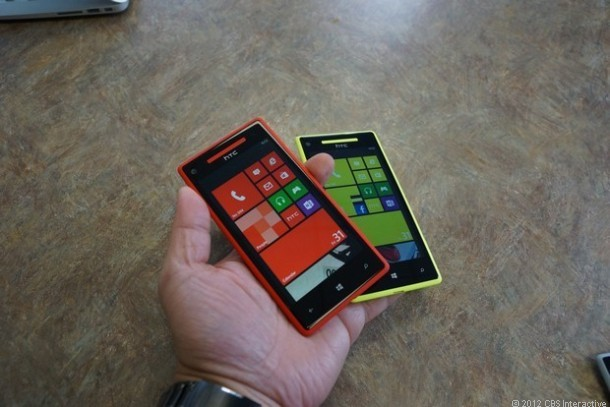 HTC's Windows Phone 8X, the Next Microsoft Superphone