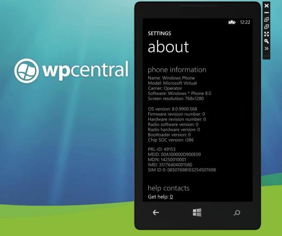 Windows Phone 8 9900