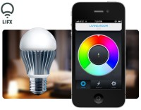 LIFX Lets You Control Your Lights With iPhone and Android