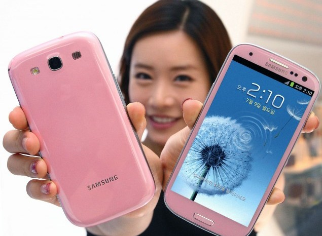 More than 100 Million Samsung Galaxy S Smartphones Sold